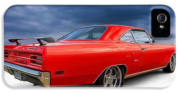 Roadrunner iPhone 5 Case - '70 Roadrunner by Douglas Pittman