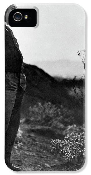 Albert Einstein IPhone 5 Case