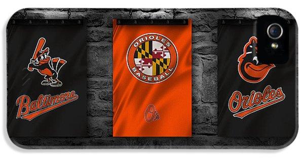 Baltimore Orioles IPhone 5 Case