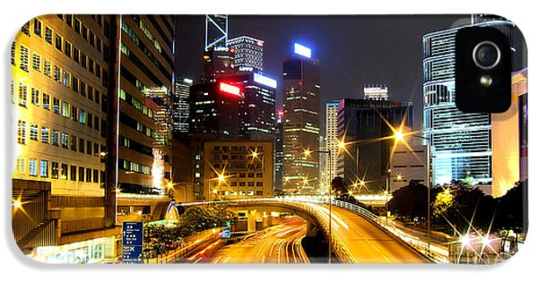 Hong Kong IPhone 5 Case by Baltzgar