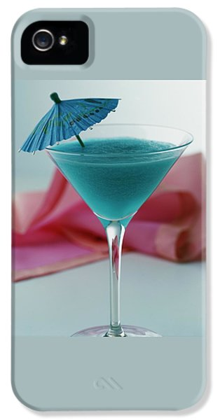 A Blue Hawaiian Cocktail IPhone 5 Case
