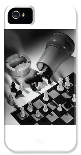 A Chess Set IPhone 5 Case