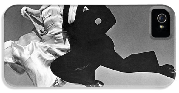 A Dance Team Does The Rhumba IPhone 5 Case by Underwood Archives