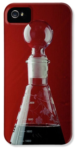 A Decanter IPhone 5 Case by Romulo Yanes