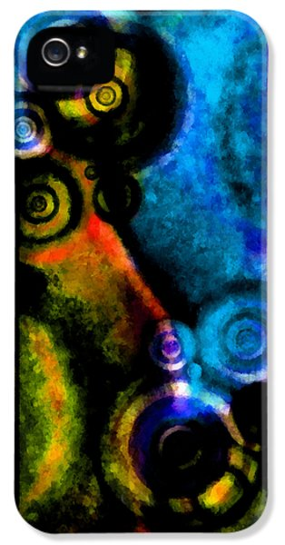 A Drop In The Puddle 2 IPhone 5 / 5s Case by Angelina Vick
