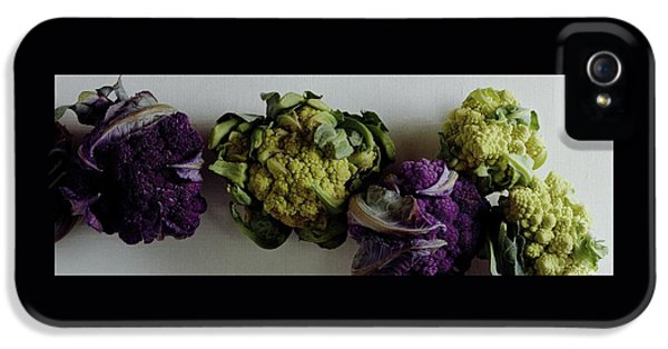 A Group Of Cauliflower Heads IPhone 5 Case