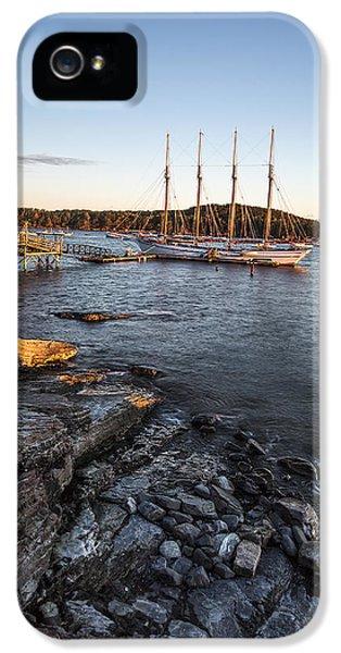 A Ship IPhone 5 Case by Jon Glaser