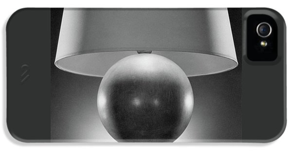 A Spherical Lamp By Joseph Mullen IPhone 5 Case by Peter Nyholm