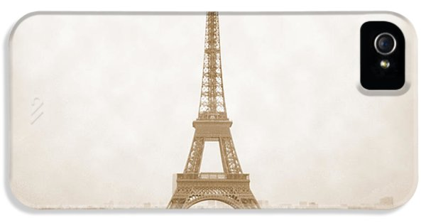 A Walk Through Paris 5 IPhone 5 Case by Mike McGlothlen