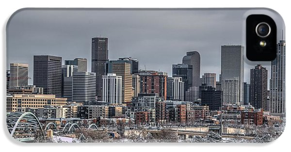 A Winter In Denver IPhone 5 Case
