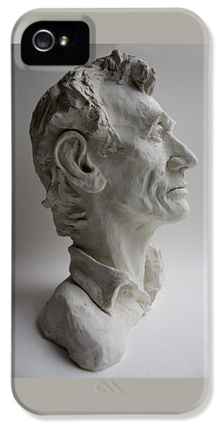 Abraham Lincoln- Profile IPhone 5 Case