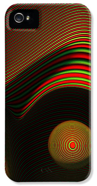Abstract Eye IPhone 5 Case