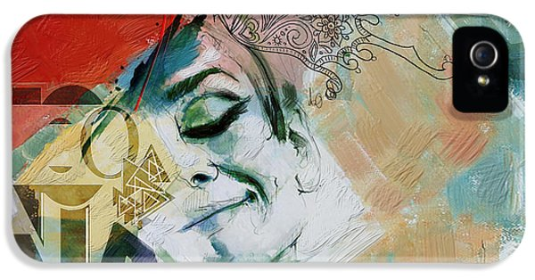 Abstract Women 008 IPhone 5 Case