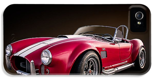 Ac Cobra IPhone 5 Case by Douglas Pittman