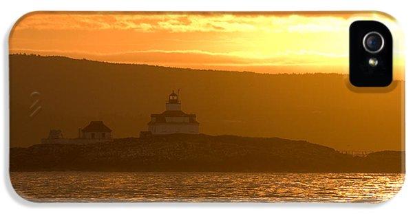 Acadia Lighthouse  IPhone 5 Case