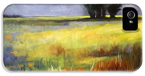 Across The Field IPhone 5 Case