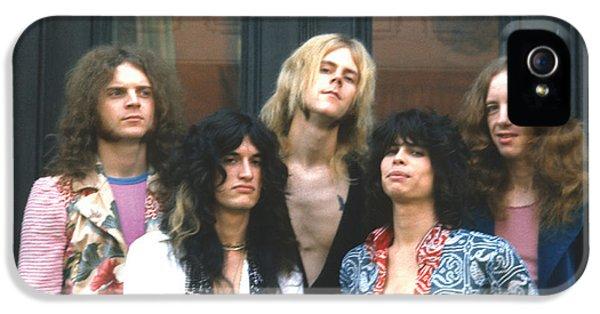 Aerosmith - Boston 1973 IPhone 5 Case by Epic Rights