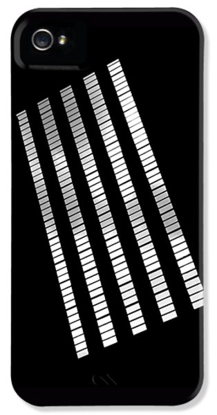 After Rodchenko 2 IPhone 5 Case by Rona Black