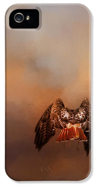 After The Prey IPhone 5 Case by Jai Johnson