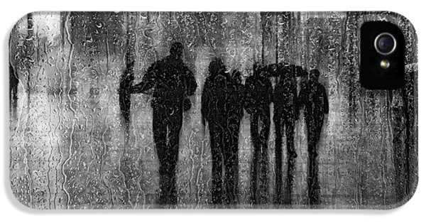 After The Rain IPhone 5 Case