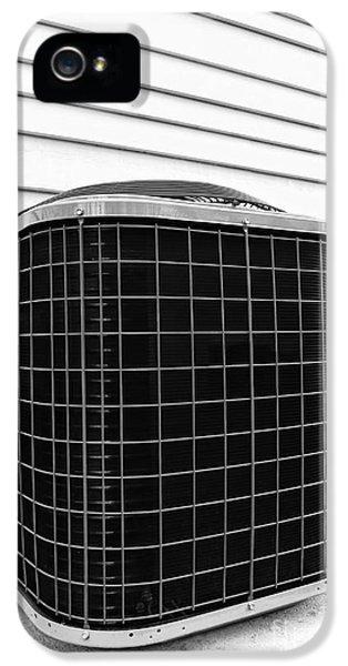 Air Conditioner Condenser IPhone 5 Case