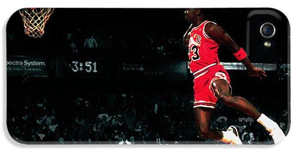 Air Jordan In Flight Iv IPhone 5 Case