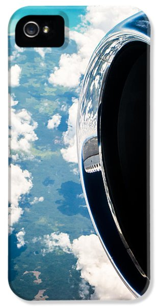 Jet iPhone 5 Case - Tropical Skies by Parker Cunningham