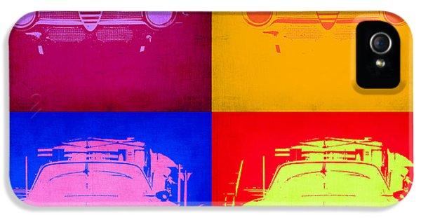 Alfa Romeo  Pop Art 2 IPhone 5 Case by Naxart Studio