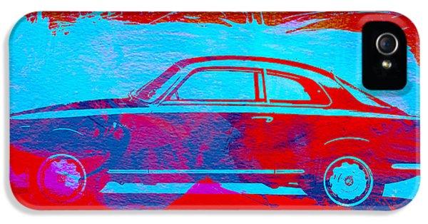 Alfa Romeo  Watercolor 1 IPhone 5 Case by Naxart Studio