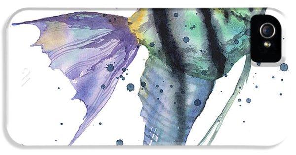 Alluring Angelfish IPhone 5 Case