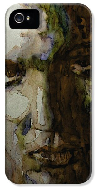 Always On My Mind IPhone 5 Case by Paul Lovering