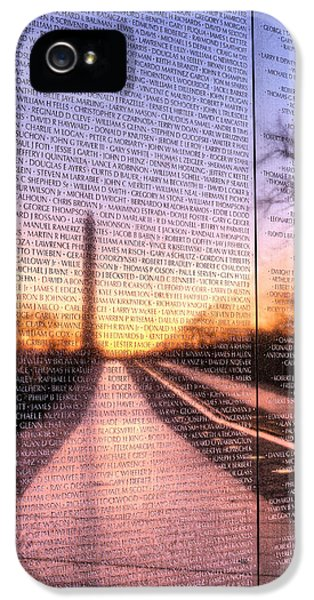 Always Remembered  IPhone 5 Case by JC Findley