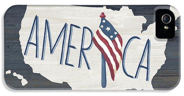 America IPhone 5 Case