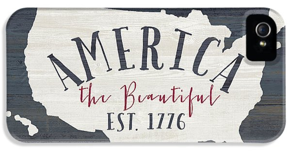 America The Beautiful IPhone 5 Case
