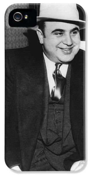 American Gangster Al Capone IPhone 5 Case
