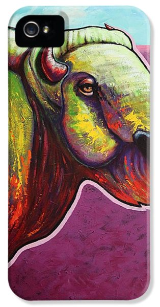 American Monarch IPhone 5 Case by Joe  Triano