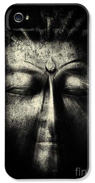 Ancient Eyes IPhone 5 Case by Tim Gainey