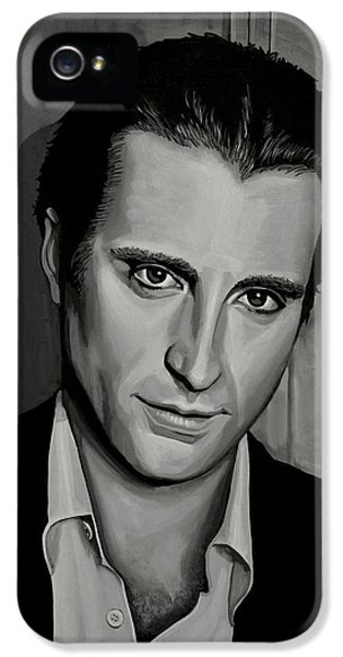 Andy Garcia IPhone 5 Case