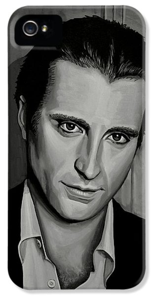 Andy Garcia IPhone 5 Case by Paul Meijering