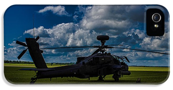 Apache Gun Ship IPhone 5 / 5s Case by Martin Newman
