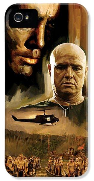 Apocalypse Now Artwork IPhone 5 Case by Sheraz A