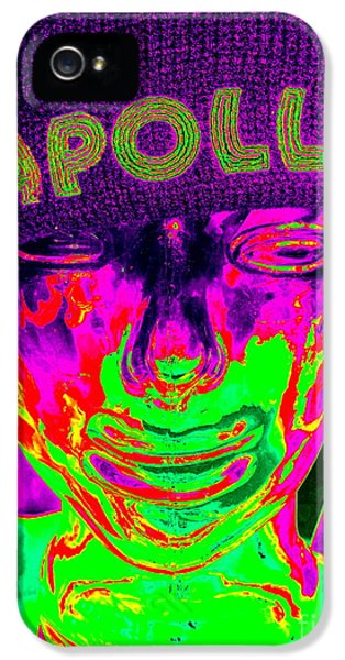 Apollo Abstract IPhone 5 Case by Ed Weidman