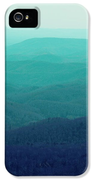 Mountain iPhone 5 Case - Appalachian Mountains by Kim Fearheiley