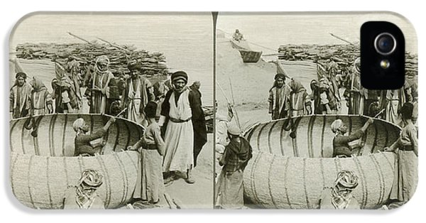Arabs Building A Kufa IPhone 5 Case