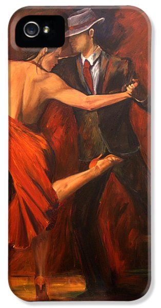 Argentine Tango IPhone 5 Case