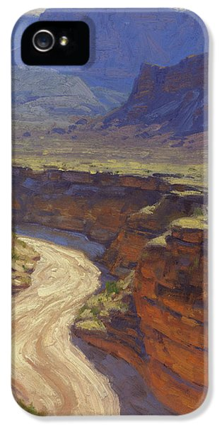 Grand Canyon iPhone 5 Case - Around The Bend by Cody DeLong