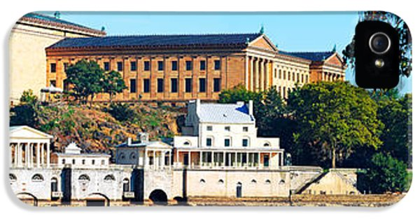 Art Museum At The Waterfront IPhone 5 Case by Panoramic Images