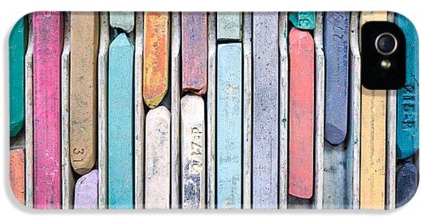 Artists Chalks IPhone 5 / 5s Case by Edward Fielding