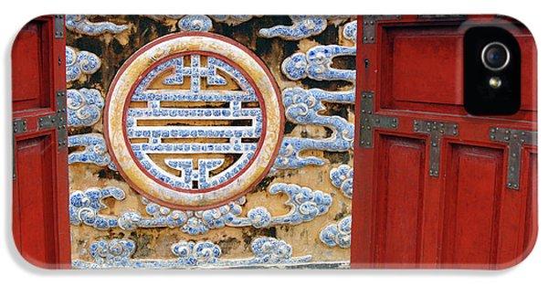 Asia, Vietnam Ornate Wall IPhone 5 Case