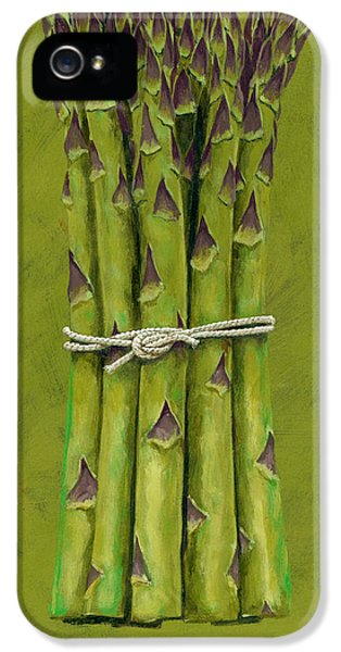 Asparagus IPhone 5 Case by Brian James